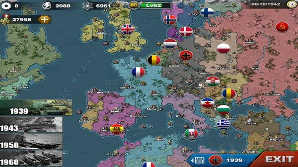 世界征服者399级无限金币游戏下载