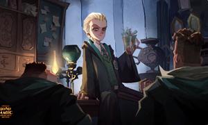 哈利波特魔法觉醒60抽以后抽取建议